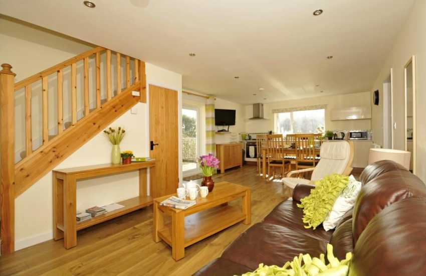 Anglesey walkers cottage - lounge