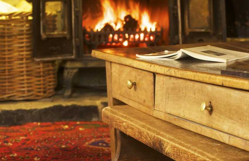 Beaumaris holiday cottage - lounge