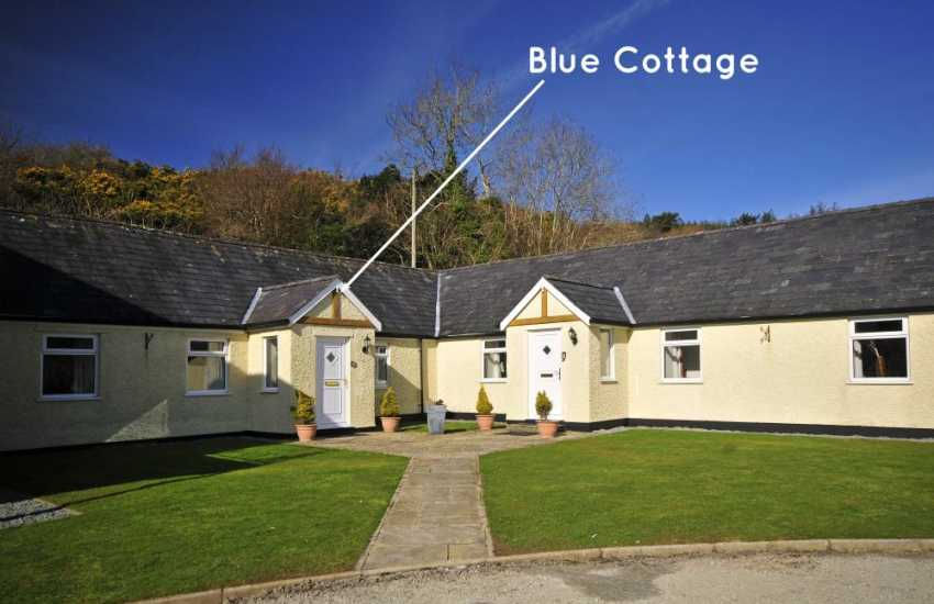 Penmon cottage holiday for 4