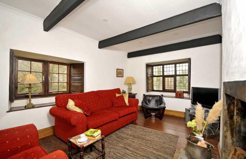 Cothi River cottage - sitting room