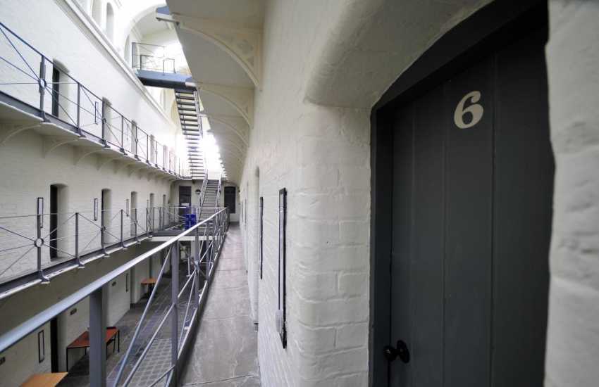 Explore Ruthin Gaol and learn about life in Victorian prisons