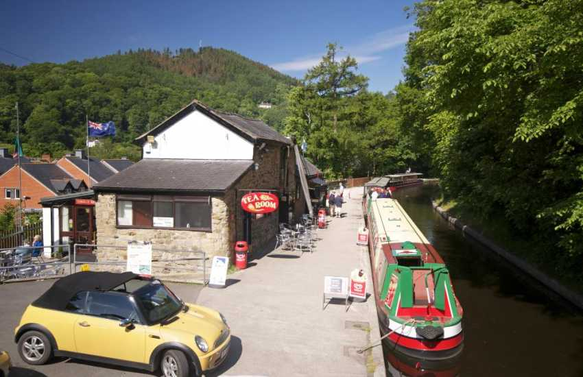 Llangollen Canal and boat trips