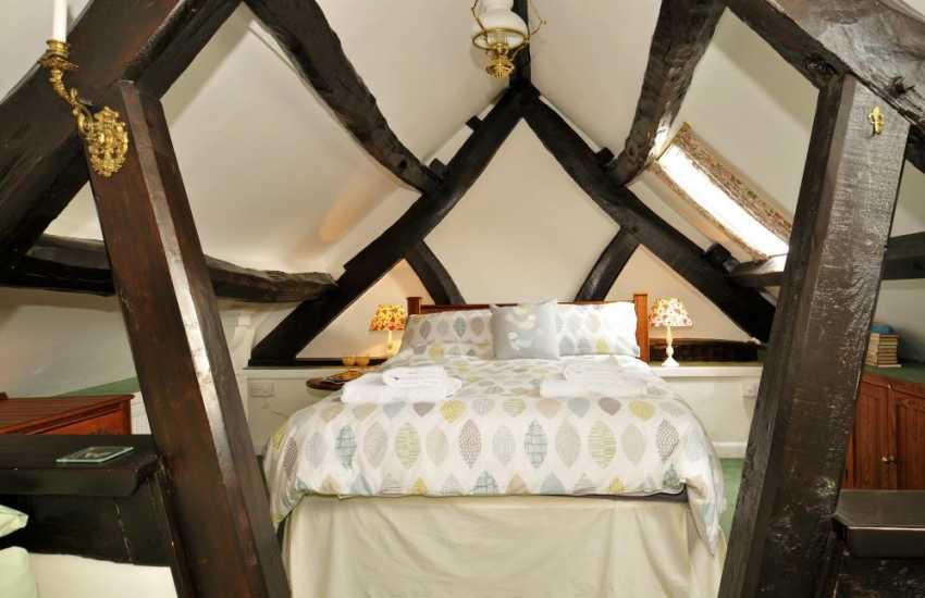 Corwen holiday cottage - family bedroom