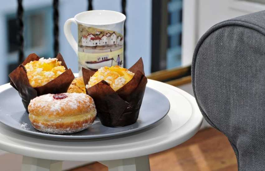 Beaumaris self catering accommodation - tea