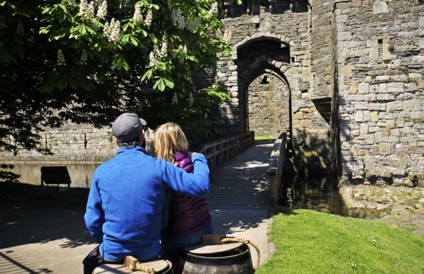 Beaumaris Medieval Castle is open all year round