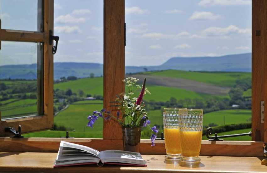 Hay on Wye holiday cottage - Hay Bluff