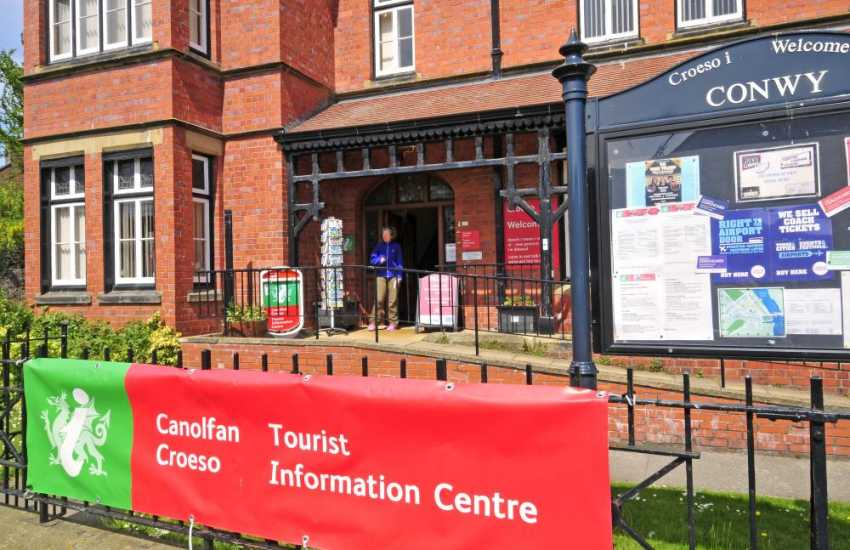 Tourist Office Conwy