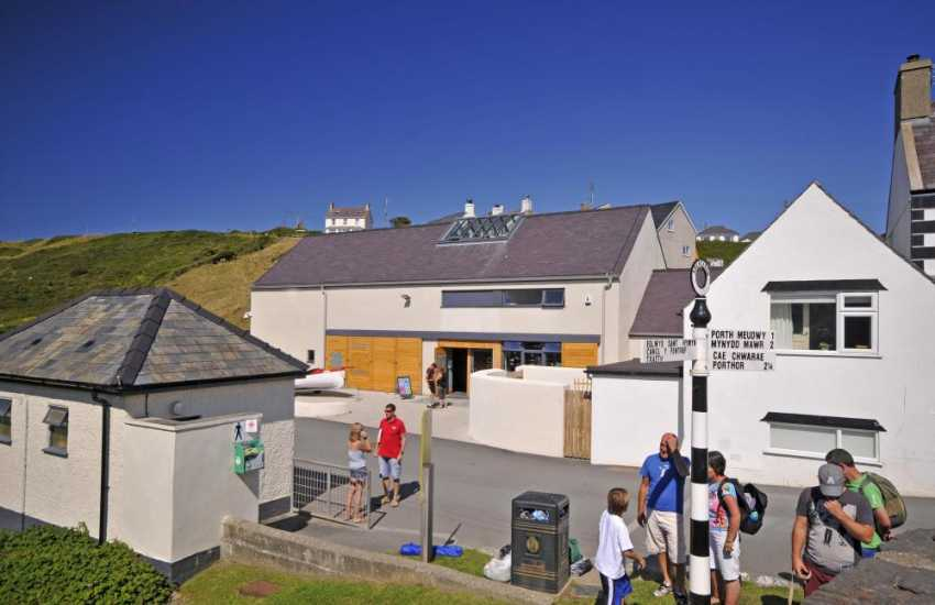 Porth Swnt National Trust Centre Aberdaron