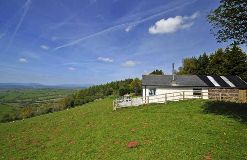 Devauden holiday cottage  - ext