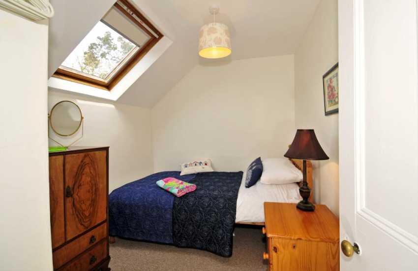 Lleyn holiday cottage  - bedroom