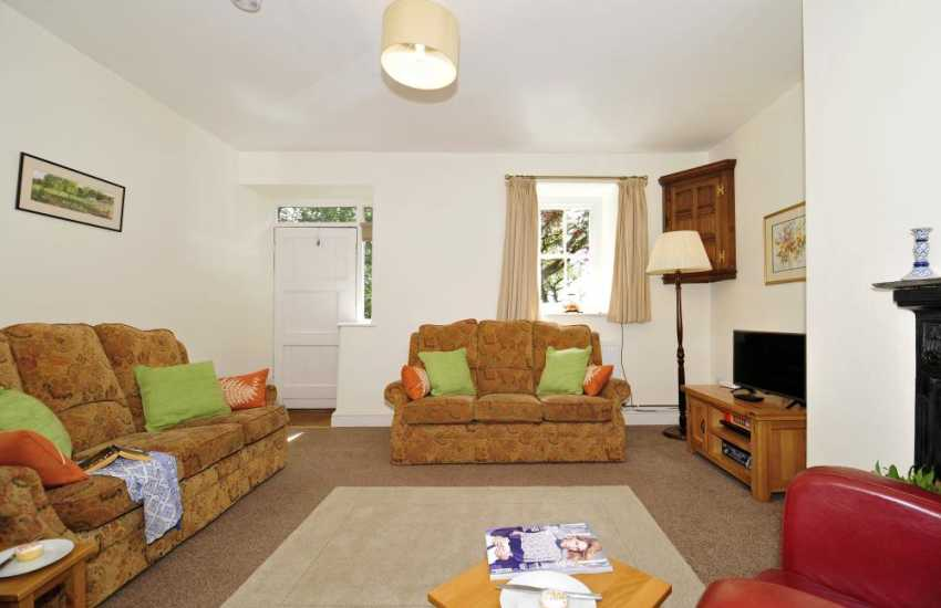 Holiday cottage north Wales  - lounge