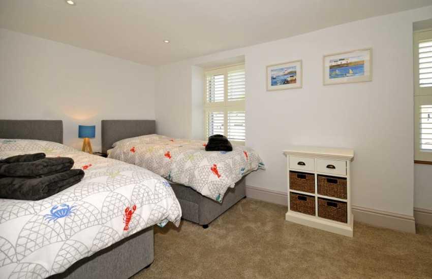Morfa Nefyn luxury holiday cottage - bedroom