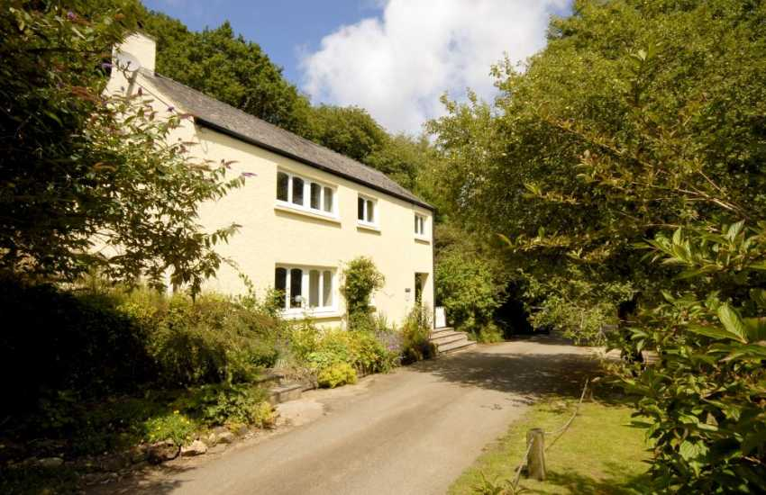 North Pembrokeshire holiday cottage - pets welcome