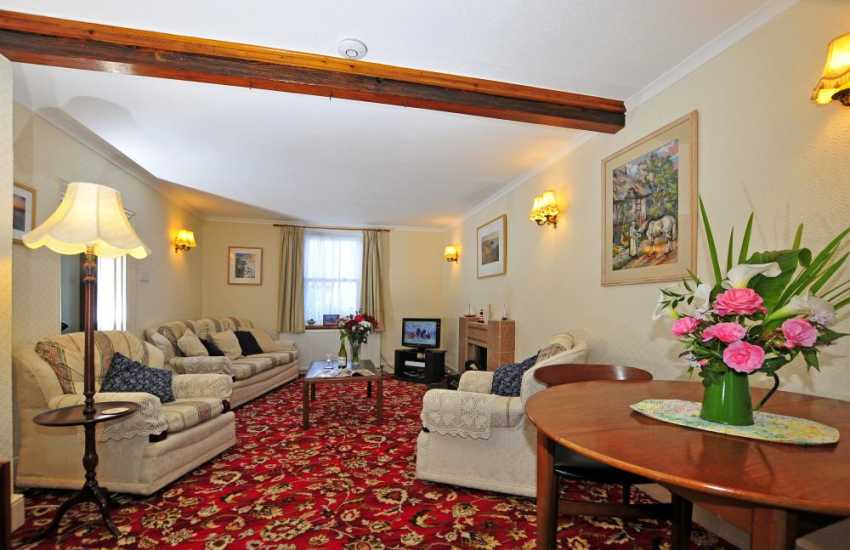 Porthgain Victorian house for holiday in Pembrokeshire