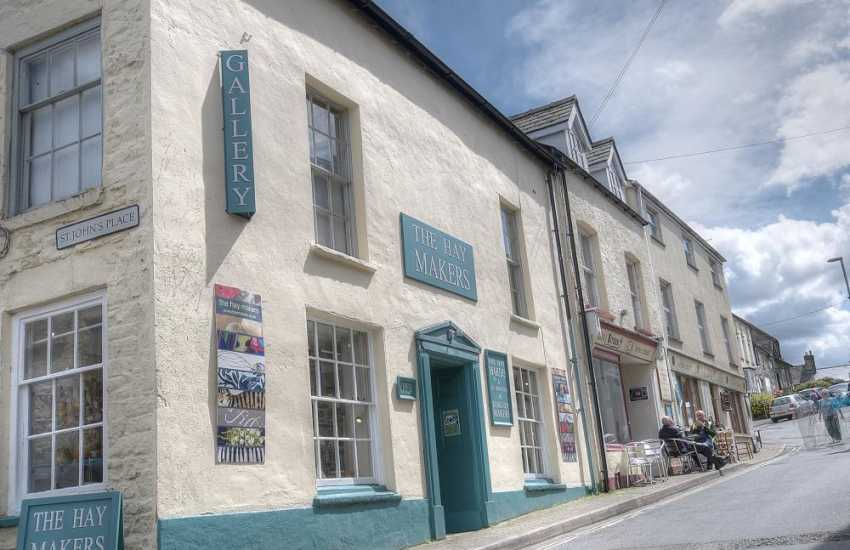 The Hay Makers Gallery Hay on Wye