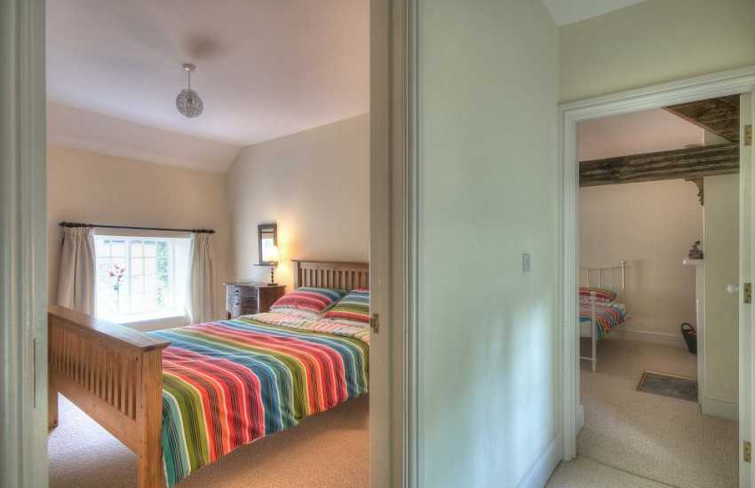 Self catering cottage Hay on Wye - landing