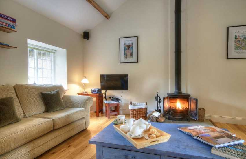 Hay on Wye self catering  cottage - lounge
