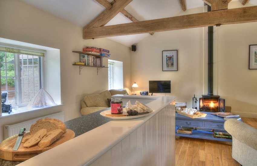 Pet friendly cottage Hay on Wye - kit