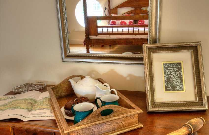 Pet friendly mid wales cottage - cameo