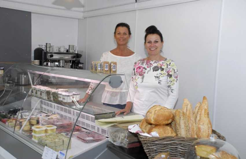 Call into the Post Office Stores and Tearoom for daily provisions, freshly baked bread and service with a smile!