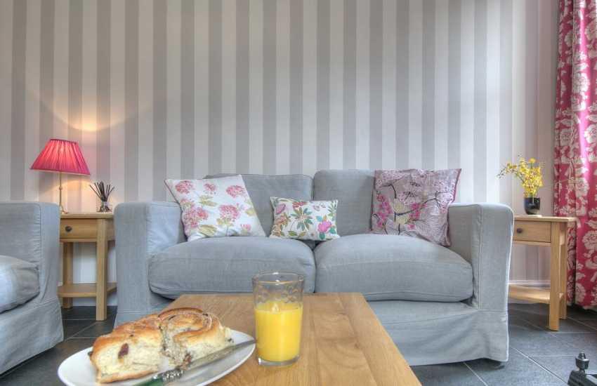 Holiday house Aberystwyth - sitting room
