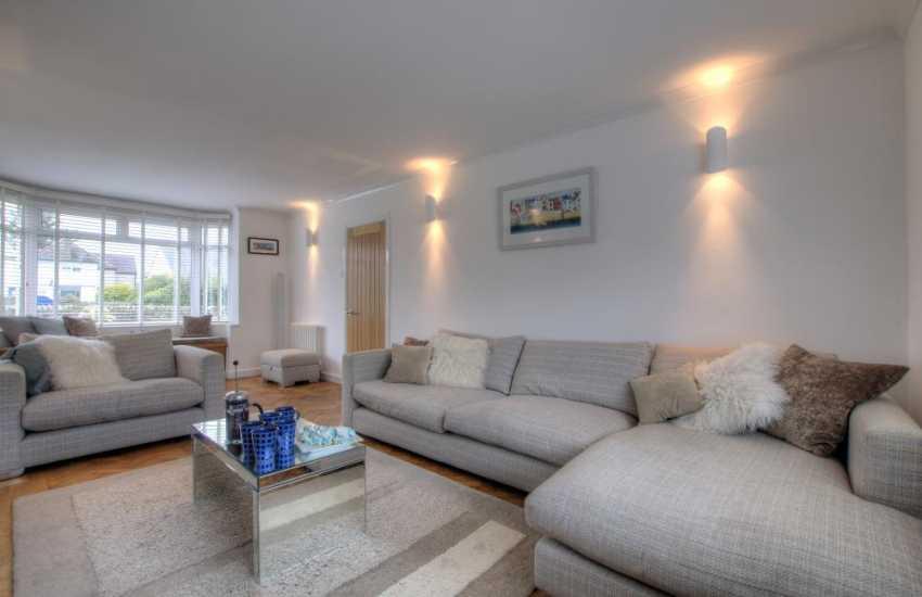 Nefyn holiday cottage - lounge