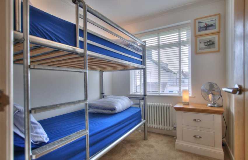 4 bedroomed holiday house Morfa Nefyn - bedroom