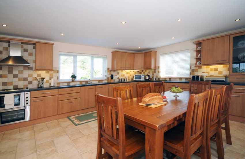 Holiday house Pwllheli - kitchen