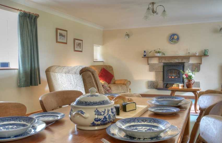 Pet friendly holiday cottage Abersoch - kit