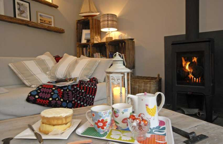 Cosy holiday cottage by the sea in Newport, North Pembrokeshire