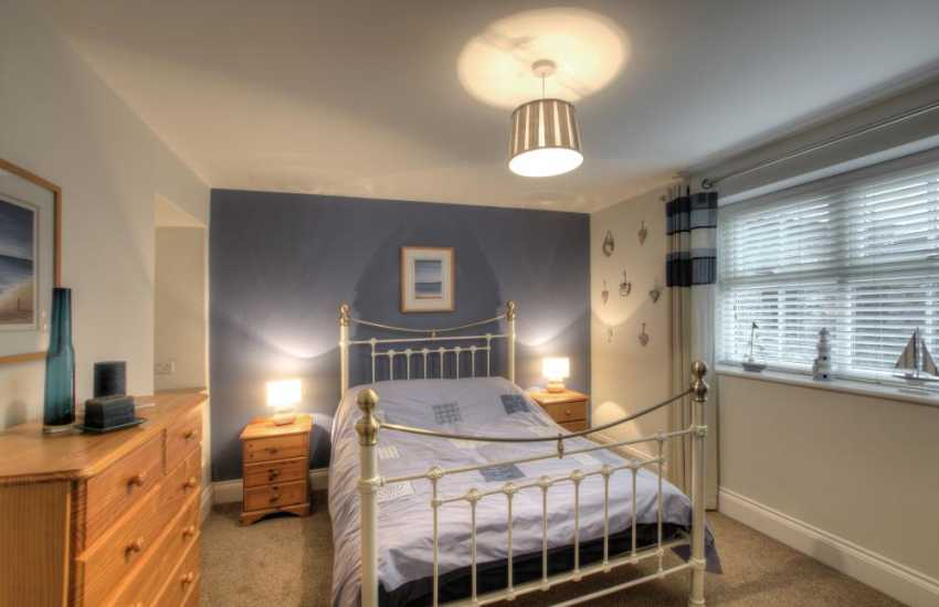 Snowdonia holiday cottage 4 bedrooms - bedroom