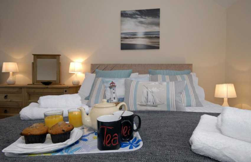 Family holiday home near Solva