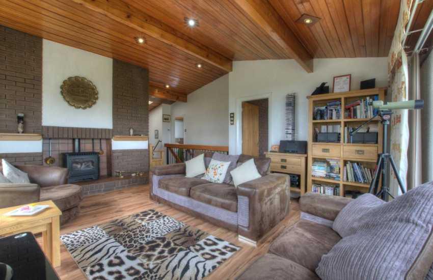 Pet friendly Llandudno holiday cottage -  lounge