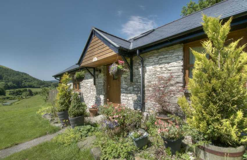 Aberystwyth holiday cottage - ext