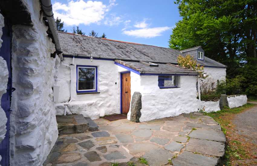 Harlech holiday cottage sleeps 8