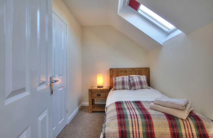 St Davids holiday cottage - single bedroom