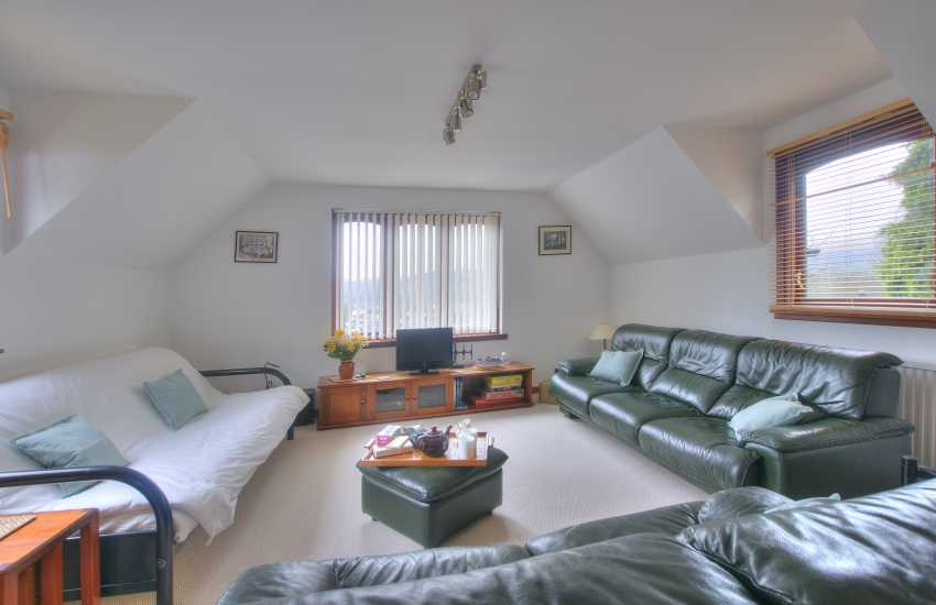 Holiday cottage Crickhowell - lounge