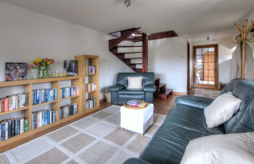 Crickhowell holiday cottage - sitting room