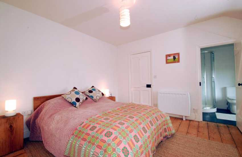 Master Bedroom at Harlech holiday home