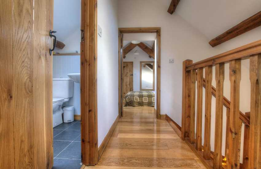 Pet friendly cottage Betws y Coed - landing