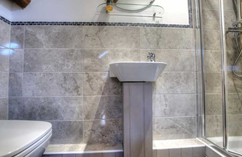 Betws y Coed holiday cottage - ensuite