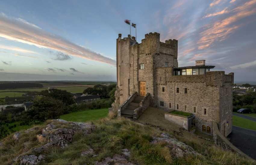Pembrokeshire Roch Castle