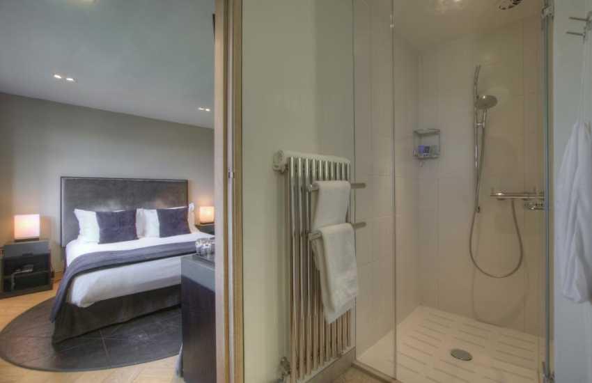 St Brides shower room