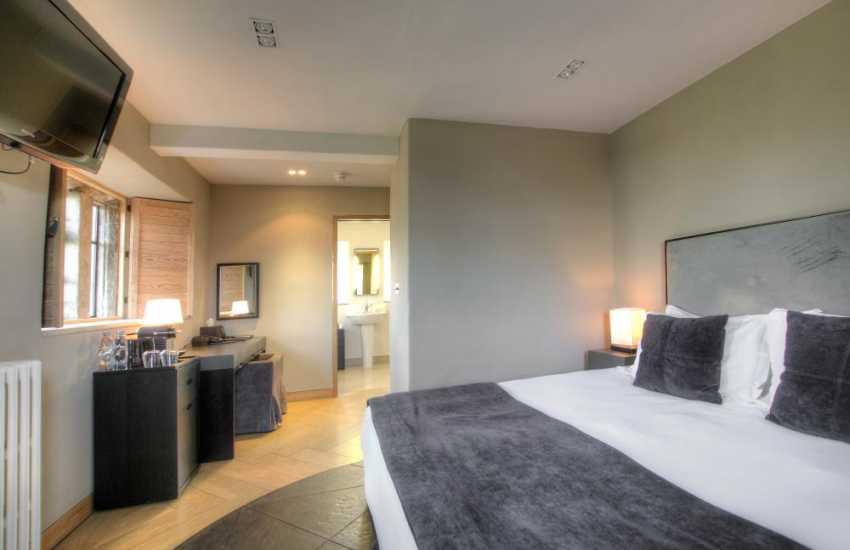 St Davids double bedroom
