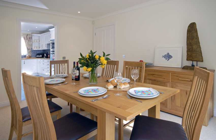 Broad Haven holiday home
