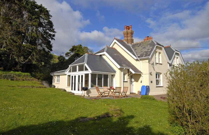 Marloes holiday cottage