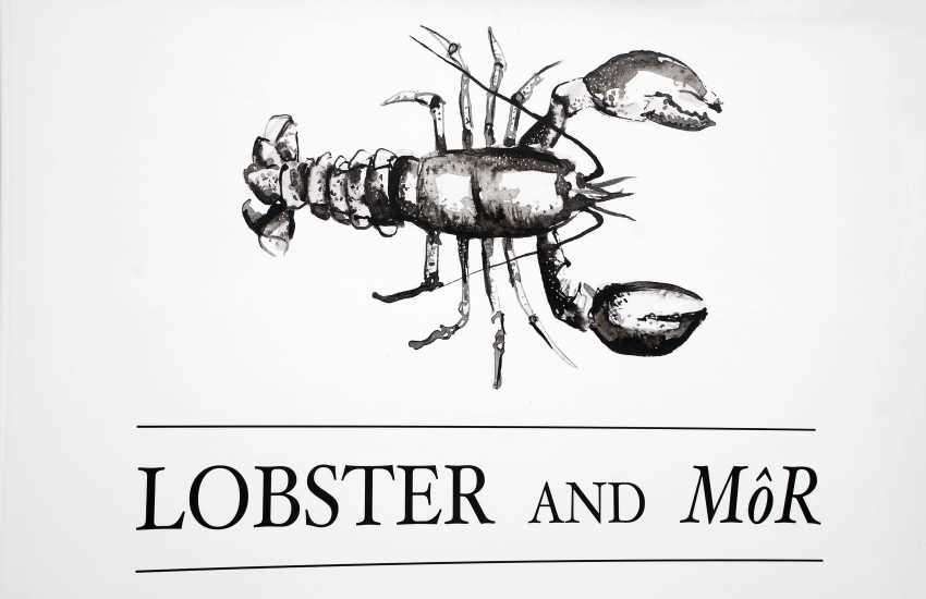 Visit 'Lobster and Mor', Little Haven for handbags, jewellery wines, local cheeses and live lobsters to take away!