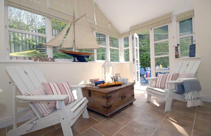 Conservatory sun room