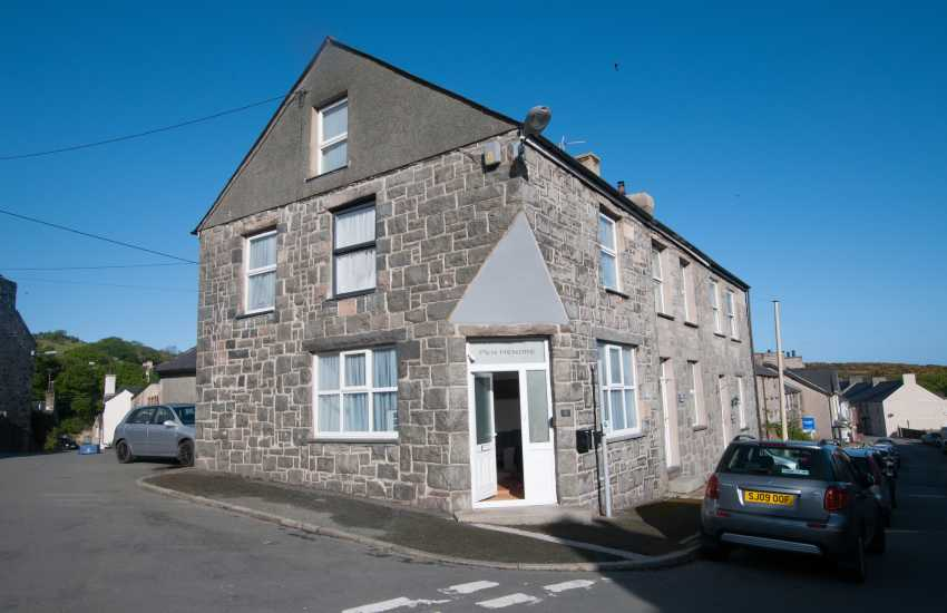 Holiday cottage North wales - exterior