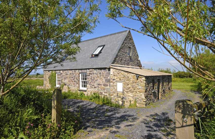 Rhosson Chapel holiday home